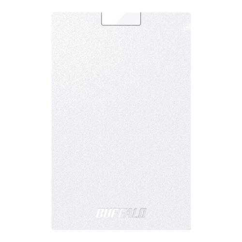 【新品/取寄品/代引不可】USB3.1(Gen1)ポータブルSSD 1.9TB ホワイト SSD-PG1.9U3-WA