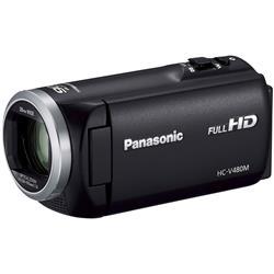【新品/在庫あり】デジタルハイビジョンビデオカメラ HC-V480M-K ブラック