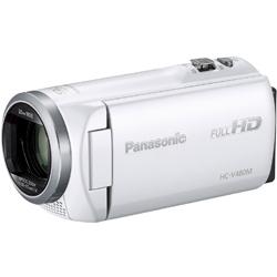 新品 在庫あり デジタルハイビジョンビデオカメラ HC-V480M-W 高級 ホワイト 値引き