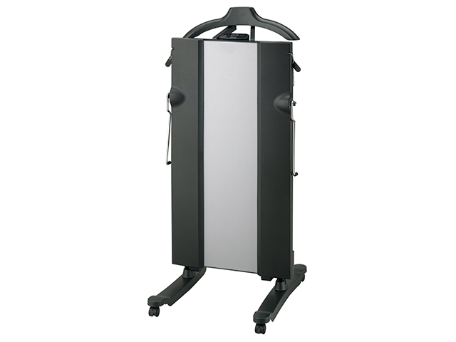 【新品/取寄品】ズボンプレッサー HIP-T56(K) ブラック