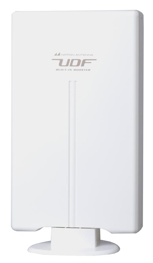 【新品/取寄品】家庭用 薄型UHFアンテナ ブースター内蔵 UDF85B