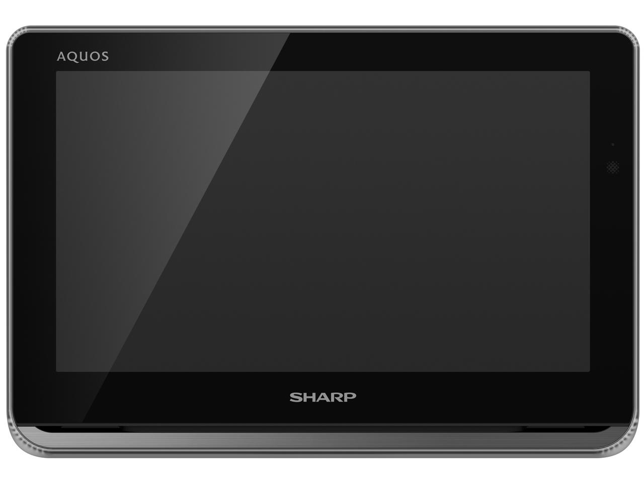 【新品/取寄品】2T-C12AP-B(ブラック) ポータブル液晶テレビ AQUOSポータブル