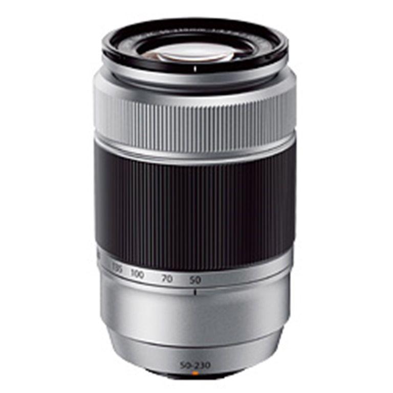 【新品/取寄品/代引不可】フジノンレンズ XC50-230mmF4.5-6.7 OIS II シルバー