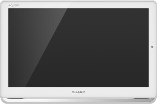 【新品/取寄品】2T-C16AP-W(ホワイト) ポータブル液晶テレビ AQUOSポータブル