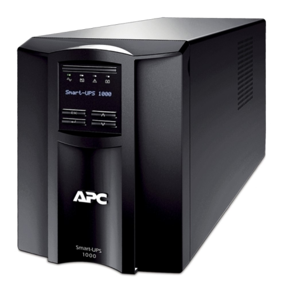 【新品/取寄品/代引不可】APC Smart-UPS 1000 LCD 100V オンサイト7年保証 SMT1000JOS7