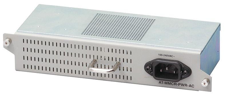【新品/取寄品/代引不可】AT-MMCR-PWR-AC-70 [AT-MMCR18用AC電源モジュール] 3766R