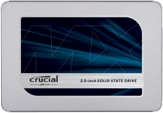 "【新品/取寄品/代引不可】Crucial MX500 500GB 2.5"" SSD CT500MX500SSD1JP"