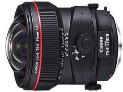 【新品/取寄品】Canon TS-E17mm F4L