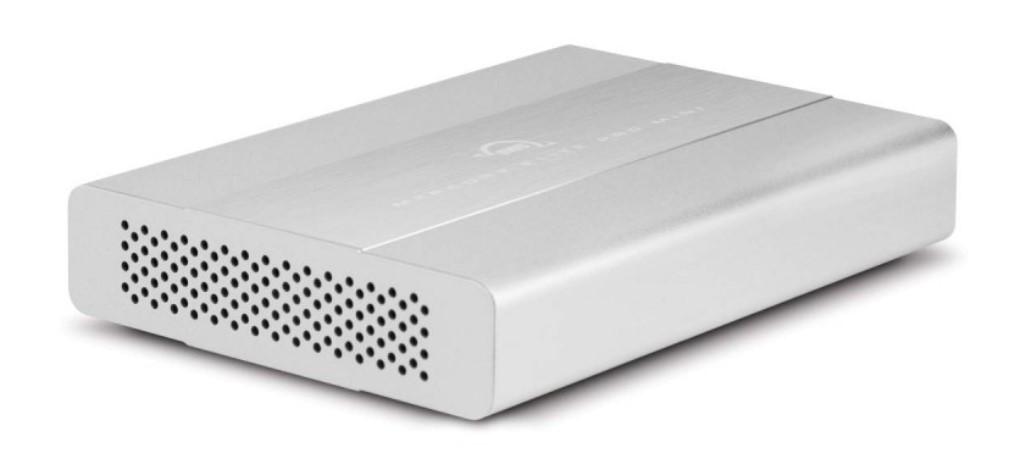 新品 最安値に挑戦 取寄品 代引不可 1.0TB OWC Mercury Elite 激安 激安特価 送料無料 Pro mini Portable 3.0 Storage OWCME6UM6PGT1.0 Solution USB + eSATA SSD