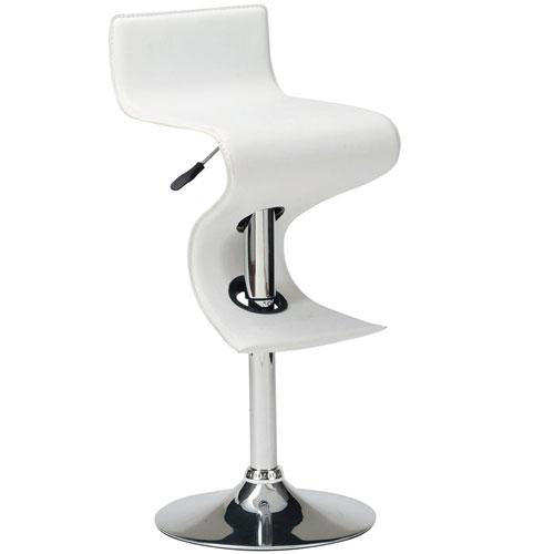 【新品/取寄品/代引不可】高梨産業 カウンターチェア(ホワイト) RD-C2351 椅子 カフェ バーチェア