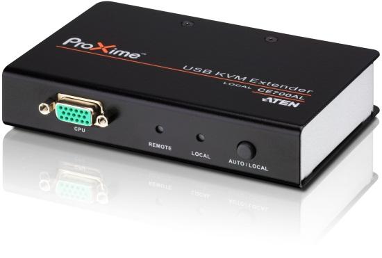 【新品/取寄品/代引不可】USB KVM エクステンダー CE700A/ATEN