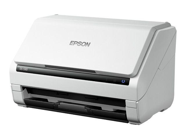 【新品/取寄品/代引不可】A4シートフィードスキャナー DS-530(600dpix600dpi/両面同時読み取り) DS-530