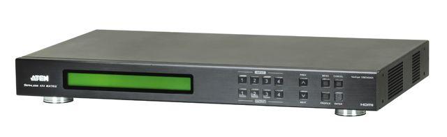 【新品/取寄品/代引不可】4×4ビデオウォール対応HDMIシームレススイッチャー VM5404H/ATEN
