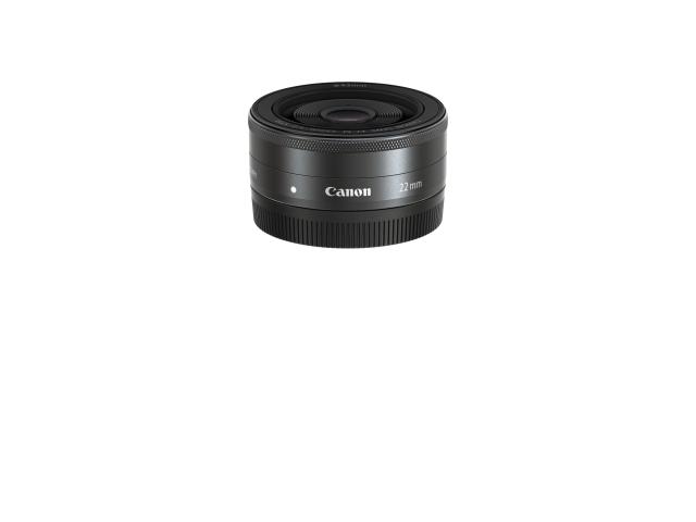 【新品/取寄品】Canon EF-M22mm F2 STM