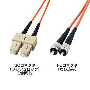 【新品/取寄品/代引不可】光ファイバケーブル3m HKB-CF5W-3