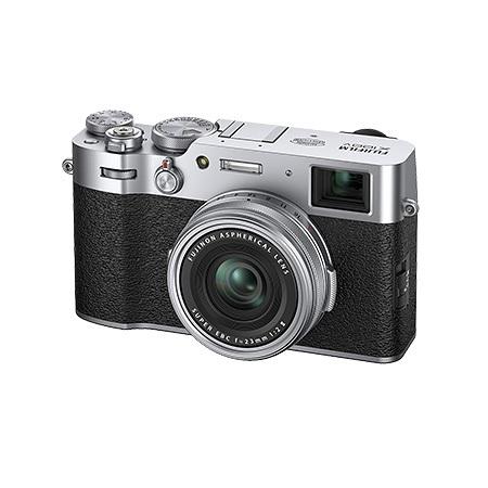 【新品/取寄品】デジタルカメラ FUJIFILM X100V-S シルバー X100V-S