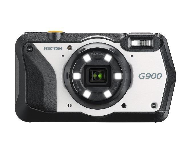 【新品/取寄品/代引不可】防水・防塵・業務用デジタルカメラ RICOH G900