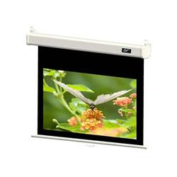 【次回5月中旬以降】【新品/取寄品/代引不可】プロジェクタースクリーン マニュアルSRM Pro 100インチ(16:9) マックスホワイトFG素材 ホワイトケース M100HSR-Pro