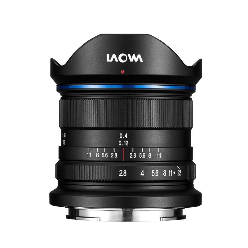 【新品/取寄品/代引不可】LAOWA 9mm F2.8 Zero-D [キヤノンM用]