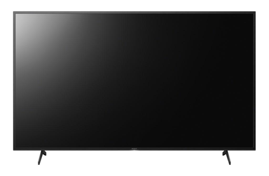 【新品/取寄品/代引不可】65V型『シンプルサイネージ用ブラビア』4K液晶テレビ(3年保証) KJ-65X8000H/BZT