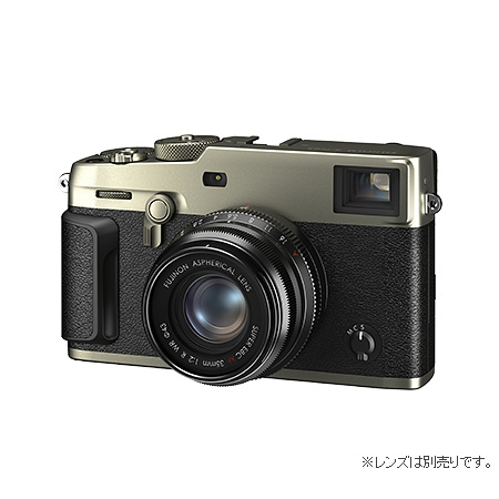 【新品/取寄品/代引不可】デジタルカメラ FUJIFILM X-Pro3 DRシルバー FX-X-PRO3-DS