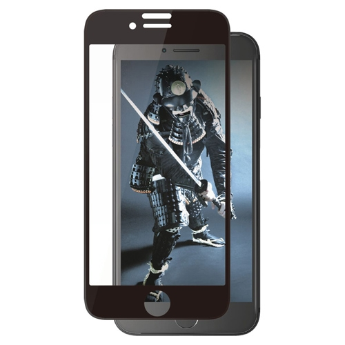新品 売店 取寄品 代引不可 iPhone SE 第2世代 ガラスフィルム フレーム付 PM-A21SFLGSFRBK 0.25mm セール品 薄型 ブラック フルカバー