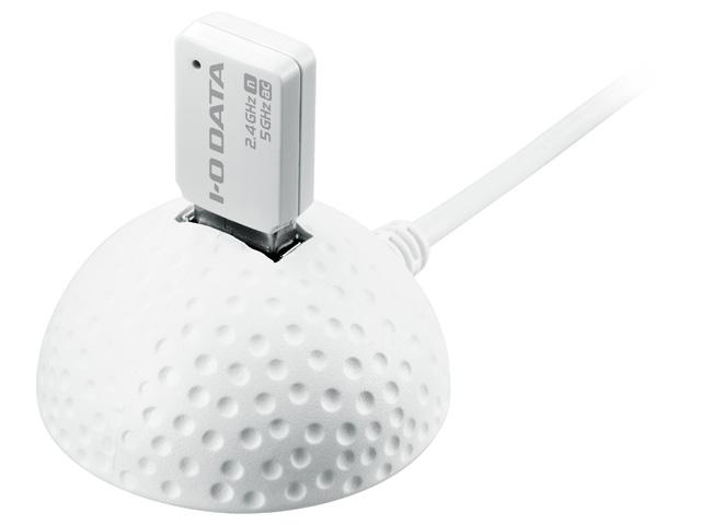 【新品/取寄品】IEEE802.11ac/n/a/b/g対応 無線LAN USBアダプター WHG-AC433US