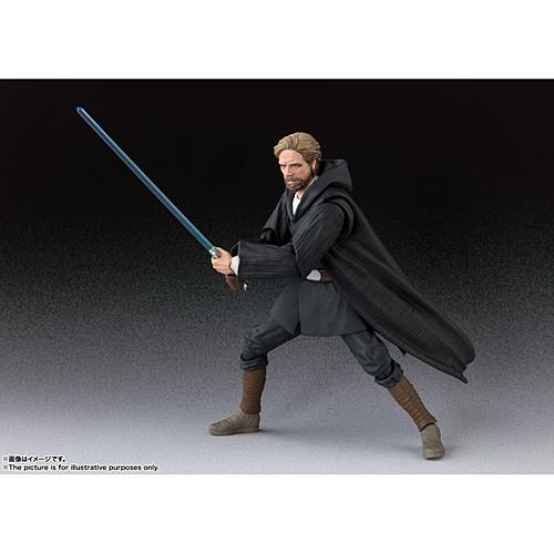 [12月20日発売予約][バンダイ] S.H.フィギュアーツ ルーク・スカイウォーカー バトル・オブ・クレイト Ver.(STAR WARS: The Last Jedi) *STAR WARS EMBLEM STAGE プレゼントキャンペーン対象
