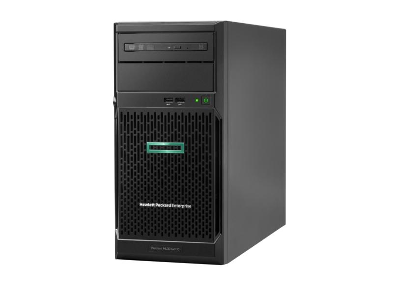 【新品/取寄品/代引不可】ML30 Gen10 Xeon E-2234 3.6GHz 1P4C 16GBメモリ ホットプラグ 4LFF(3.5型)S100i 350W電源 タワーGSモデル P16929-291