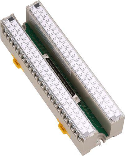 【新品/取寄品/代引不可】圧着用中継端子台(M3ネジ、96点) EPD-96A