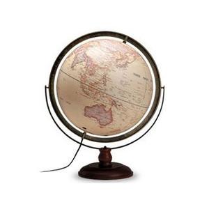 【新品/取寄品】Raymay/レイメイ藤井 大型・ライト付地球儀 (切り替えスイッチ式)OYV380