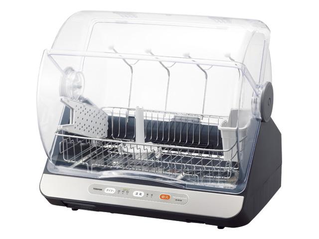 【新品/取寄品】食器乾燥器 VD-B15S(LK) ブルーブラック