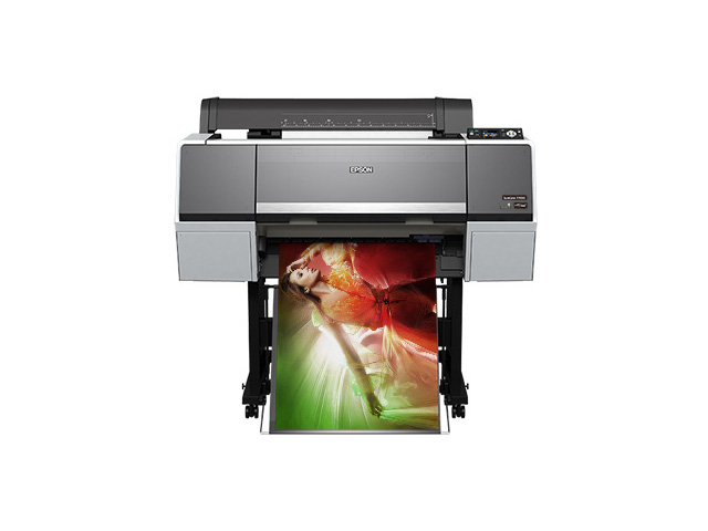 【新品/取寄品/代引不可】Sure Color 大判インクジェット SC-P7050G(24インチ(A1プラス)/10色顔料インク/専用スタンド標準装備) SC-P7050G