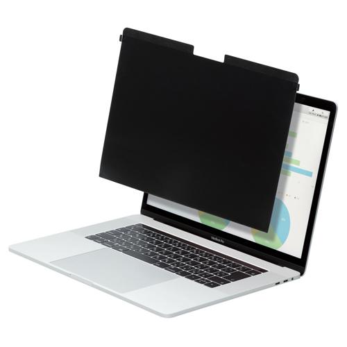 【新品/取寄品/代引不可】液晶保護フィルター/覗き見防止/マグネットタイプ/MacBookPro15インチ用 EF-MBPT15PFM