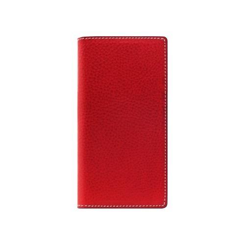 【通販限定/新品/取寄品/代引不可】エスエルジーデザイン iPhone7 PLus ミネルバボックスレザーケース レッド SD8145i7P 1コ入