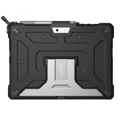 【新品/取寄品/代引不可】UAG社製Surface Go用Metropolisケース (ブラック) UAG-SFGO-BK