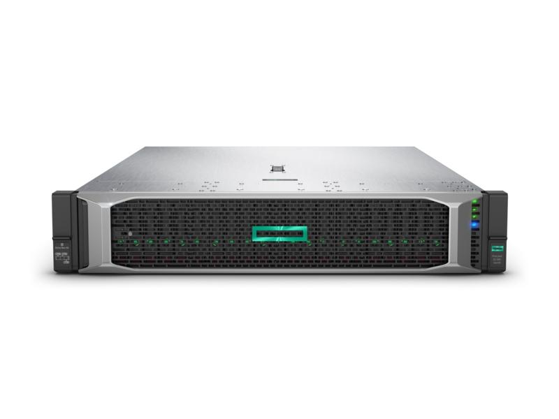 【新品/取寄品/代引不可】DL380 Gen10 Xeon Gold 6226R 2.9GHz 1P16C 32GBメモリ ホットプラグ 8SFF(2.5型)S100i 800W電源 562FLR-SFP+ NC GSモデル P24846-291