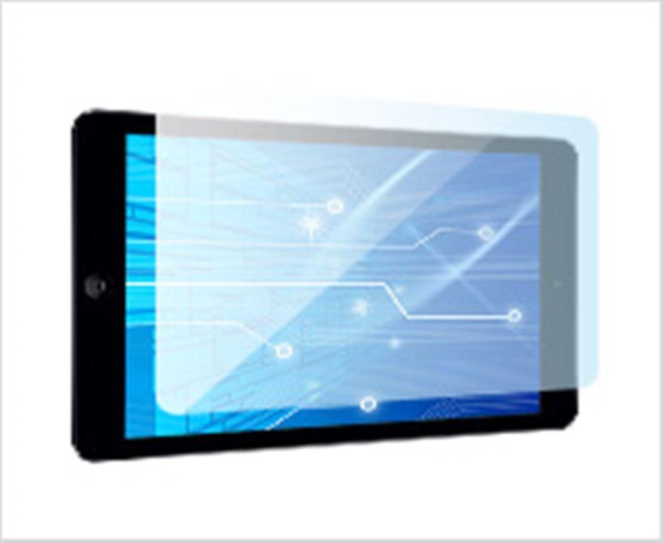 【新品/取寄品/代引不可】タッチパネル用フィルター TARW iPad用 TARW IPAD