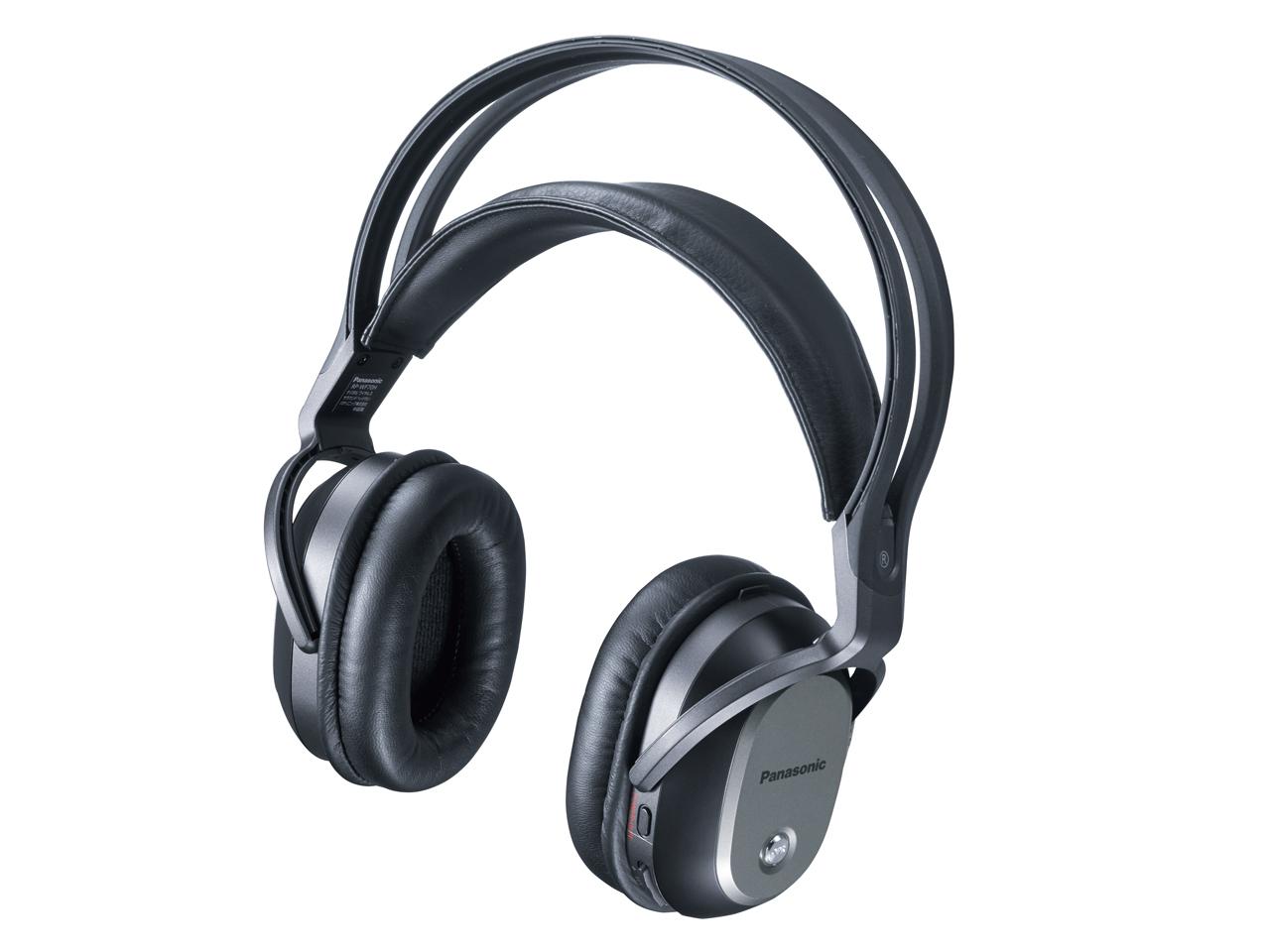 【新品/取寄品】デジタルワイヤレスサラウンドヘッドホンシステム RP-WF70