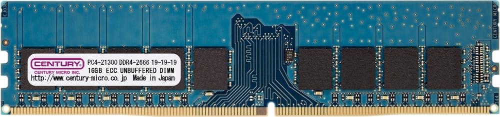【新品/取寄品/代引不可】SV/WS用 PC4-21300 DDR4-2666 288pin EDIMM 1.2v 16GB CD16G-D4UE2666