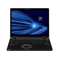 【新品/取寄品】Let's note QV9 CF-QV9KFNQR (12.0型、第10世代インテル 6コアCPU、i7、SSD512GB(PCIe)、LTE、指紋センサー&顔認証対応、Office2019搭載モデル)