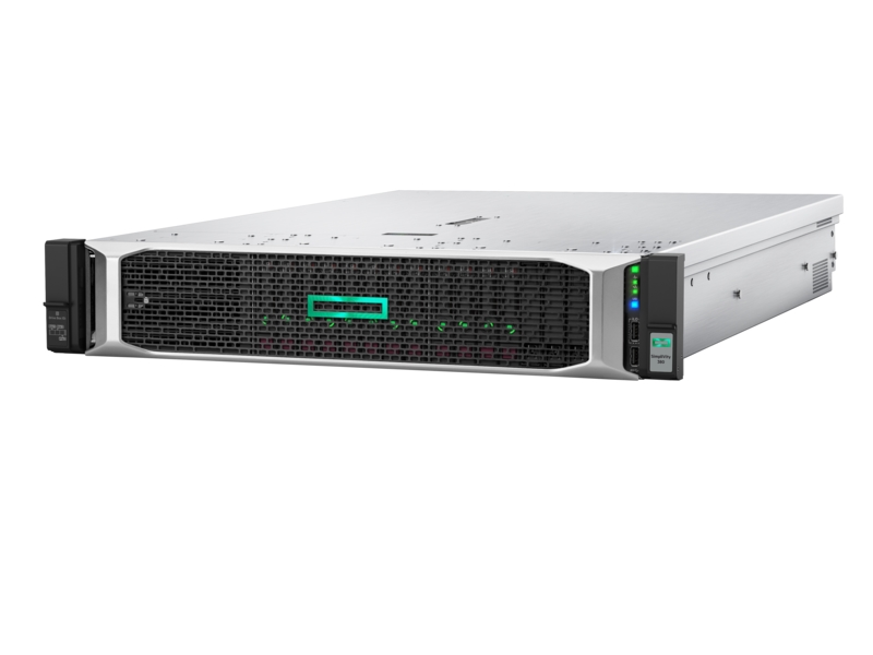 【新品/取寄品/代引不可】SimpliVity 380 Gen10 Xeon Silver 4110 2.1GHz 1P8C 192GB メモリ Extra Small Value Storage Q9Z12A