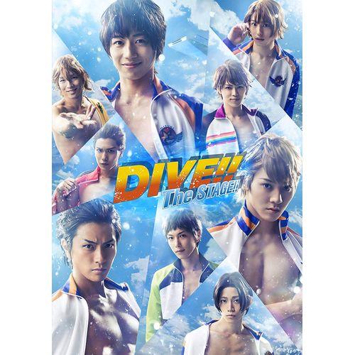 【新品/取寄品】「DIVE!!」The STAGE!! Blu-ray