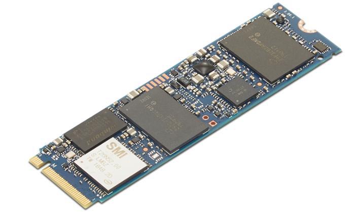 【新品/取寄品/】ThinkPad 512GB M.2 PCIe NVMe ソリッドステートドライブ(インテル Optane 32GBメモリー搭載) 4XB0T83222