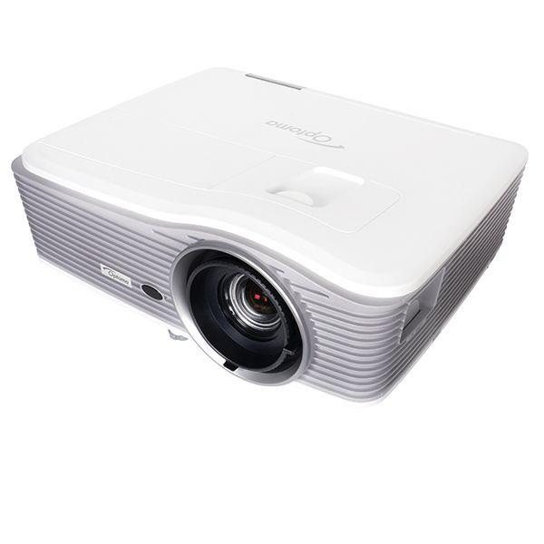 【新品/取寄品/代引不可】WUXGA 高輝度6000lm HDBaseT対応 DLPプロジェクター WU515T