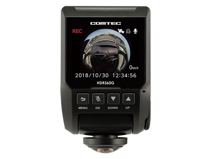 【新品/在庫あり】ドライブレコーダー HDR360G