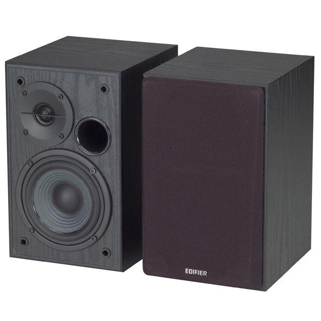 【新品/取寄品/代引不可】ブックシェルフ型マルチメディアスピーカー ED-R1100