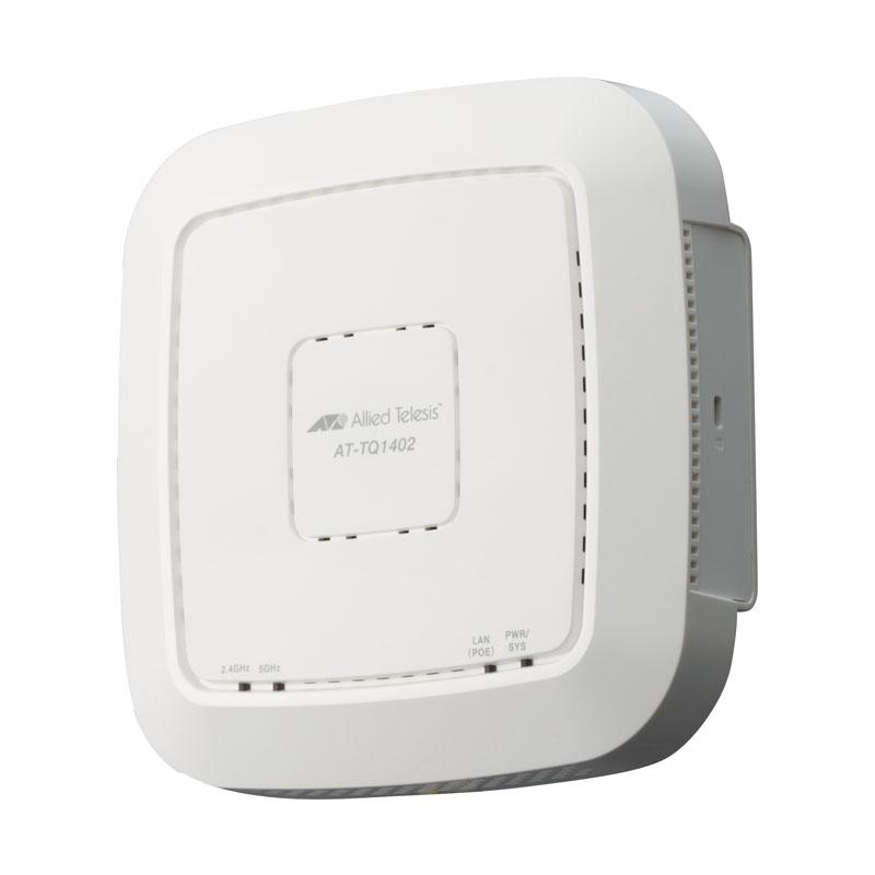 【新品/取寄品/代引不可】AT-TQ1402-N5アカデミック[IEEE802.11a/b/g/n/ac対応 無線LANアクセスポイント、10/100/1000BASE-T(PoE-IN)x1(デリバリースタンダード保守5年付)] 4053RN5