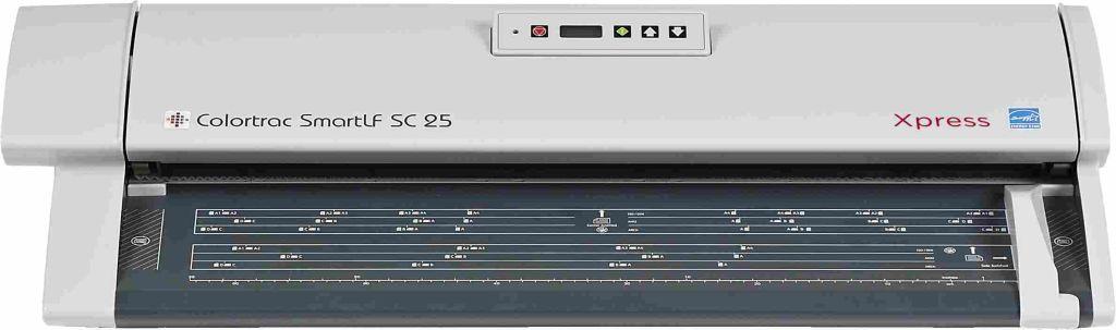 【新品/取寄品/代引不可】Colortrac SmartLF SC25m Xpress A1サイズモノクロ/グレースケールスキャナ 01H066