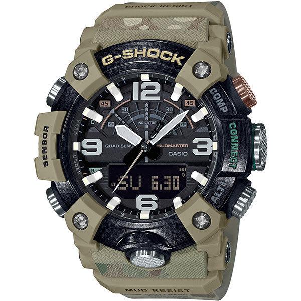 【新品/在庫あり】カシオ G-SHOCK GG-B100BA-1AJR  BRITISH ARMY メンズ ラバーバンド BRITISH ARMY コラボレーションモデル